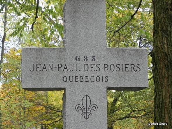 Fier d'être québécois