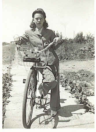 Maman bicyclette