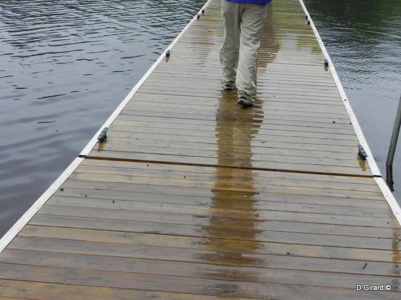 Lac Mékinac, Mauricie, Québec