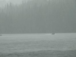 pluie Lac Minomaquam